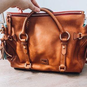A Dooney Bourke purse